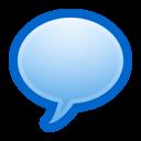bubble, chat icon