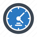 clock, deadline, schedule, time, watch icon