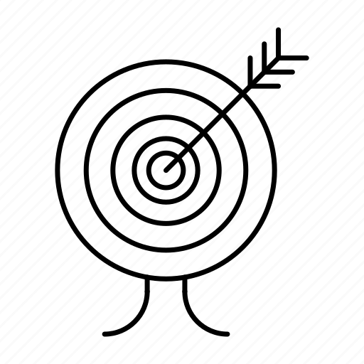 aim, business, goal, marketing, seo, target icon