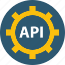 api, app, component, file, manual, program icon