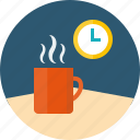 break, coffee, cup, easy, relax, relaxation, rest, survey, timeout icon