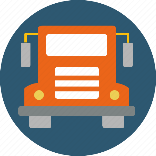 Cargo, delivery, distribution, logistics, lorry, shipping, transit icon - Download on Iconfinder