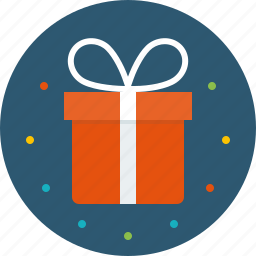 birthday, bonus, charity, gift, giftbox, giveaway, loyalty, present, reward icon