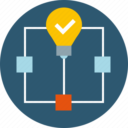 adjudicate, algorithm, analyze, approach, block diagram, complex, concept, decision, diagnostic, diagnostics, finding, flowchart, hypothesis, implement, logic, model, planification, prototype, solution, stage, structure, tip, touchpoint, use case, useful, workplan icon