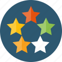 best, favorite, featured, five, fivestar, hotel, popular, prognosis, quality, rate, rating, recommend, review, stars icon