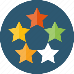 best, favorite, featured, five, fivestar, hotel, membership, popular, prognosis, quality, rate, rating, recommend, review, stars, trendy icon