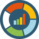 analytics, big data, bigdata, chart, finance, indicators, market, monitoring, prognosis, proportion, stability, stock portfolio, stocks, summary icon
