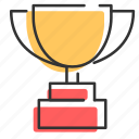 award, champion, cup, prize, sport, trophy, victory icon