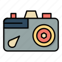 camera, education, image, picture icon