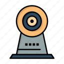camera, hotel, security, webcam