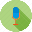 audio, equipment, loud, mic, microphone, talk, voice icon