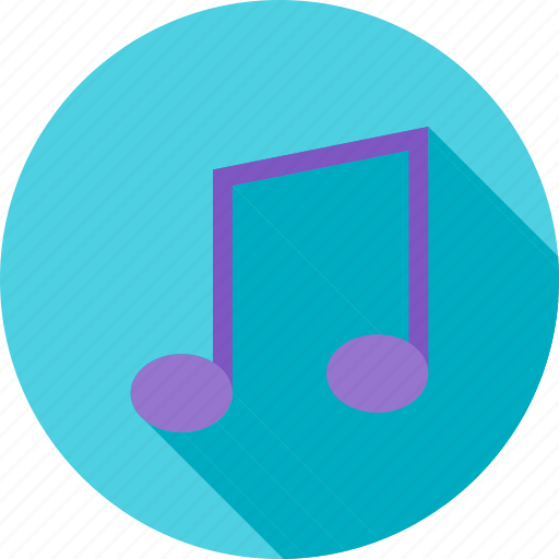 audio, melody, multimedia, music, musical note, songs, sound icon
