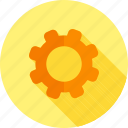 controls, customization, gear, management, options, preferences, settings icon