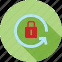 direction, display, locked, portraint orientation, screen, settings icon