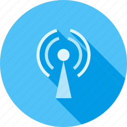 communication, connection, gprs, signals, technology, telecommunication, tower icon