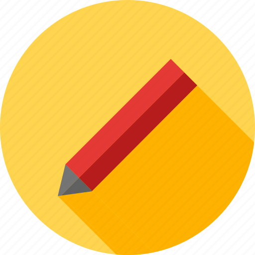 document, edit, modify, note, pencil, update, write icon