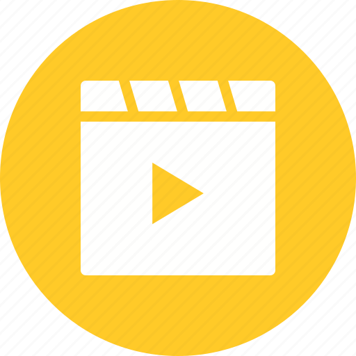 camera, equipment, film, media, player, recorder, video icon