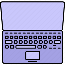 computer, device, display, laptop, monitor, pc, screen icon