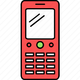 call, cell, communication, contact, device, mobile, phone icon