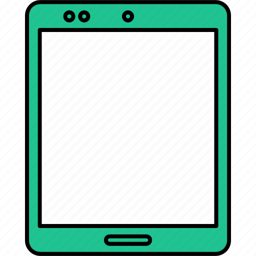 device, mobile, phone, screen, tab, tablet, touchscreen icon