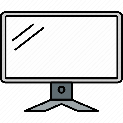 Computer, desktop, device, hardware, monitor, pc, screen icon - Download on Iconfinder
