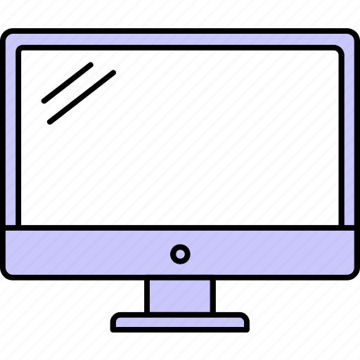 computer, desktop, device, hardware, monitor, pc, screen icon
