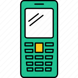 call, cell, contact, device, mobile, phone icon