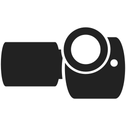 camera, film, image, picture, player, video icon