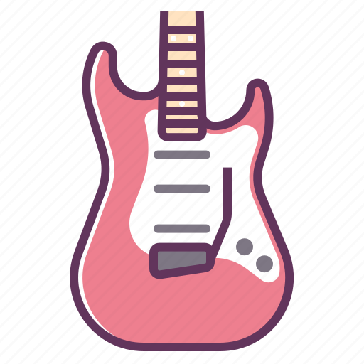 concert, device, electronics, guitar, music, rock, sound icon