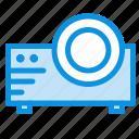 film, media, movie, multi, projector icon