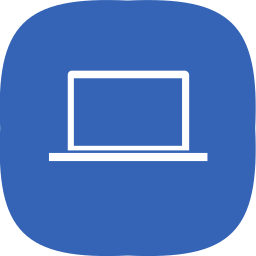 apple, device, laptop icon