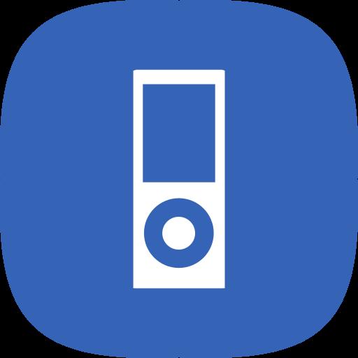 apple, device, ipod, mp3, music, nano, player icon