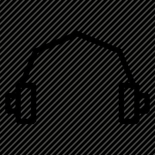audio, headphone, mp3, music, sound icon