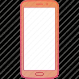 communication, device, mobile, phone, samsung, smartphone, telephone icon