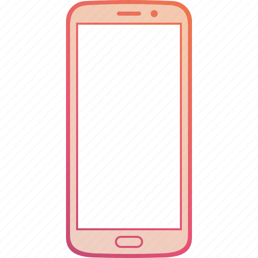 communication, device, mobile, phone, samsung, smartphone, telephone icon