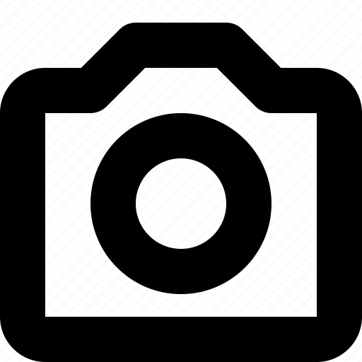 camera, image, photo, picture, upload image icon