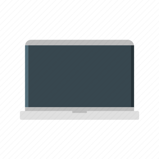 device, laptop, macbook, screen icon