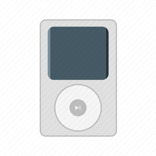 device, ipod, music, player icon
