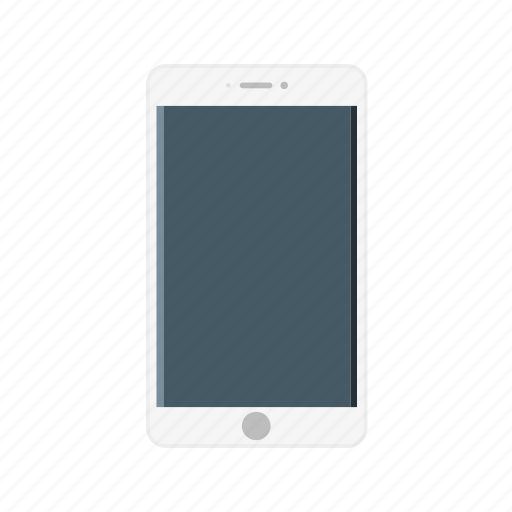 device, iphone, mobile, phone, smart icon