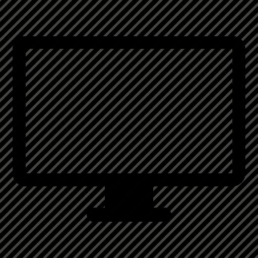 display, monitor, screen, video icon