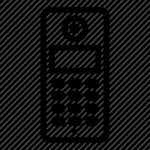 call, lcd, phone, screen, telephone, wireless icon
