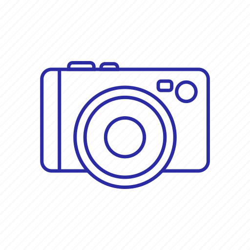camera, media, photocamera, technology icon
