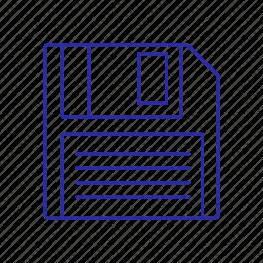 disket, disket icon, file, memory, save icon