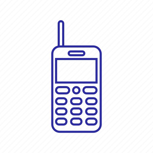 cellphone, device, keyboards, phone icon