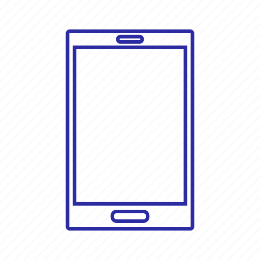 device, phone, smartphone, tablet icon