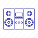 bass, music, play, song icon
