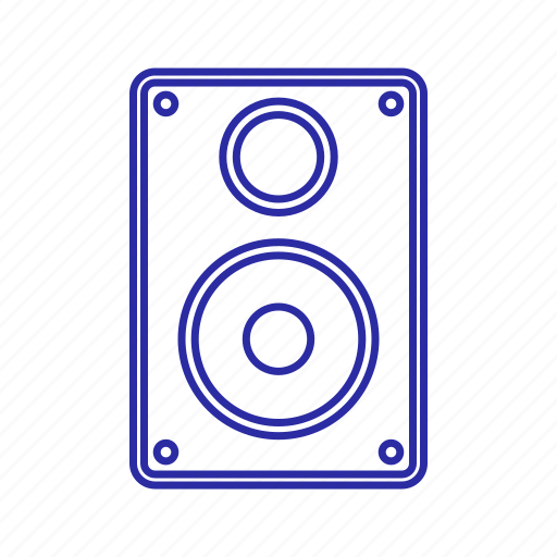 bass, device, dynamic, louder icon