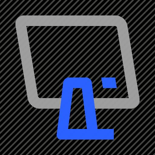 Computer, desktop, display, mac, monitor, pc, screen icon - Download on Iconfinder