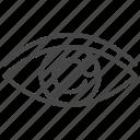 blurry, diabetes, disease, eye, symptom, vision
