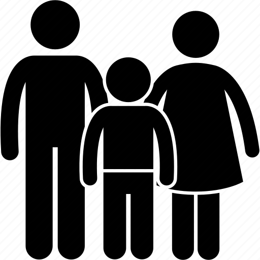 family, genetic, inherit, inheritance icon